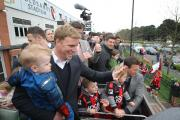 Guide to AFC Bournemouth's open top bus parade along Bournemouth seafront on Monday