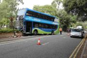 Popular bus driver praised after Purbeck Breezer crash