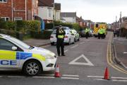 Elderly woman taken to hospital after collision with car in Bournemouth