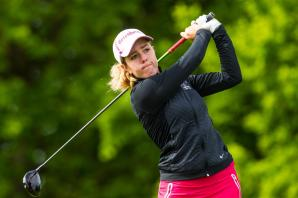 Golf: Hall roars through final qualifying to book British Open berth