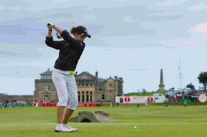 RICOH WOMEN'S BRITISH OPEN: Hall to rub shoulders with Major winners at Turnberry