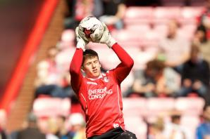 AFC Bournemouth: Keeper Holmes signs new deal