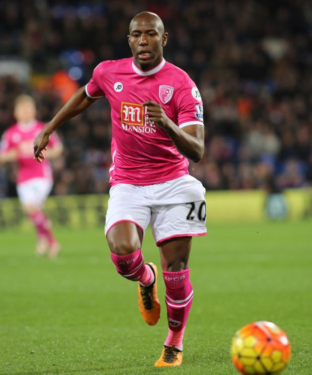 AFC Bournemouth's Benik Afobe: I'm no Arsenal reject