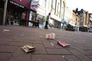 War on litter louts: 290 fined in three months since enforcers took charge
