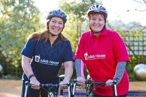 Will you take on new 124 mile bike ride for Julia's House?