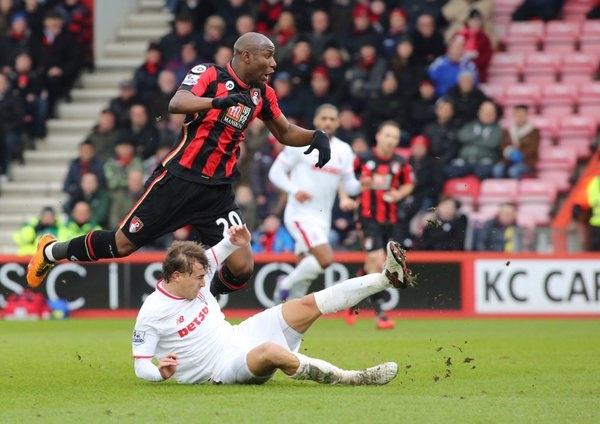 PICTURES: AFC Bournemouth shattered by Potters' European salvo