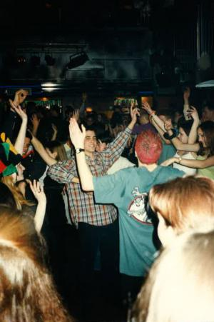 Bournemouth Echo: Remember Berlins, Bar Med or Colonnades? we remember our clubbing days from the 90s in a special gallery. Are you in it?